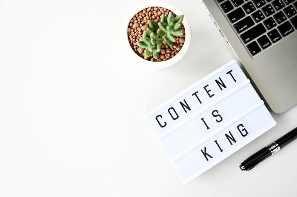 كتابة المحتوى من الألف إلى الياء لزيادة مبيعات شركتك