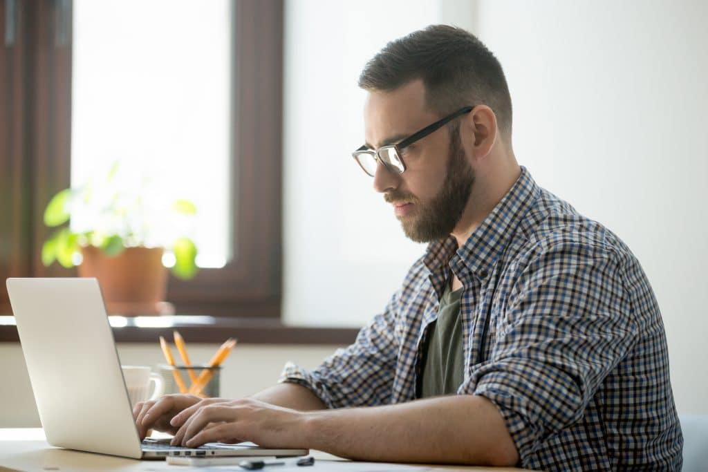 الأخطاء الشائعة عند كتابة المحتوى