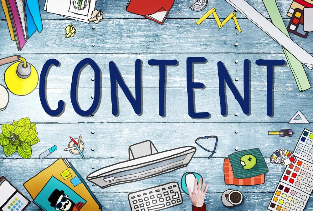 ما هو كتابة المحتوى ما هي أنواع صناعة المحتوى؟