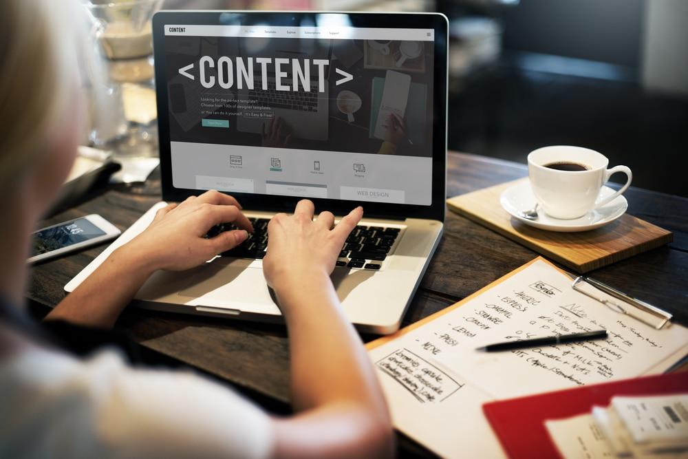 استراتيجيات كتابة المحتوى الفريد 2021