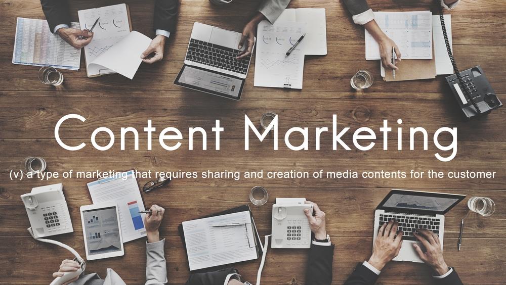 انواع التسويق بالمحتوى