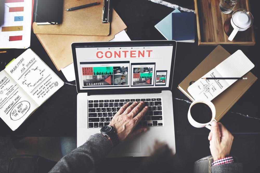 صناعة المحتوى كيف تبدأ؟ وماهي كيفية صناعة المحتوى الإبداعي؟