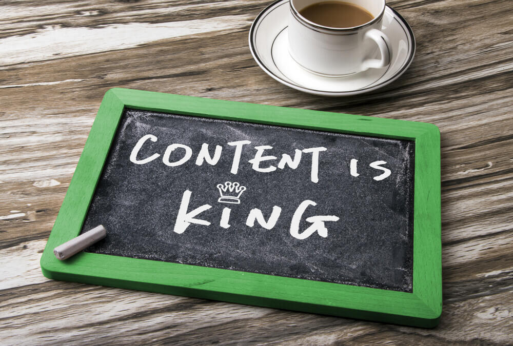 كتابة المحتوى الاحترافي
