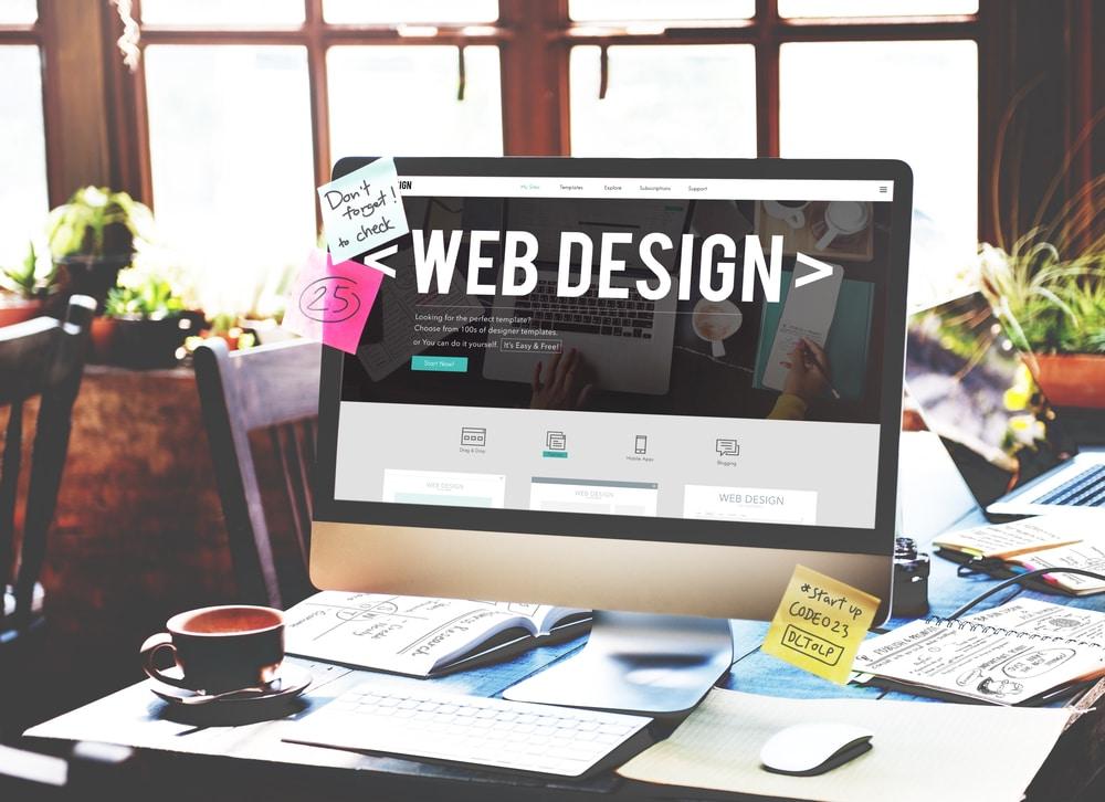 أهمية تصميم المواقع الالكترونية