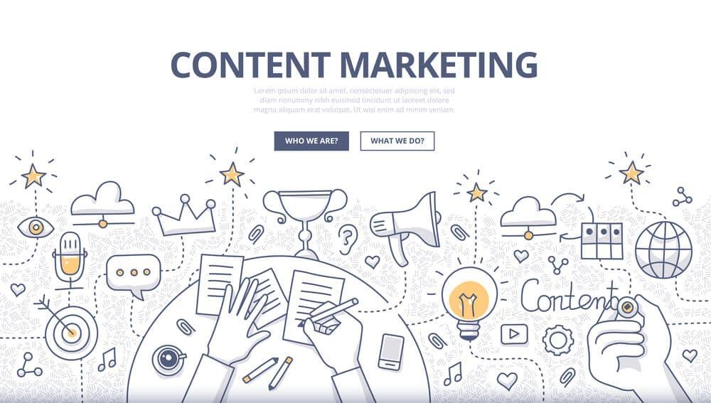 شركات صناعة المحتوى التسويقي في السعودية   خدمة صناعة المحتوى التسويقي
