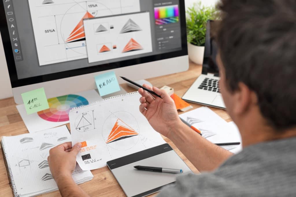 ما أهمية تصميم شعار للشركات والمؤسسات ودوره في التأثير على العملاء 2021