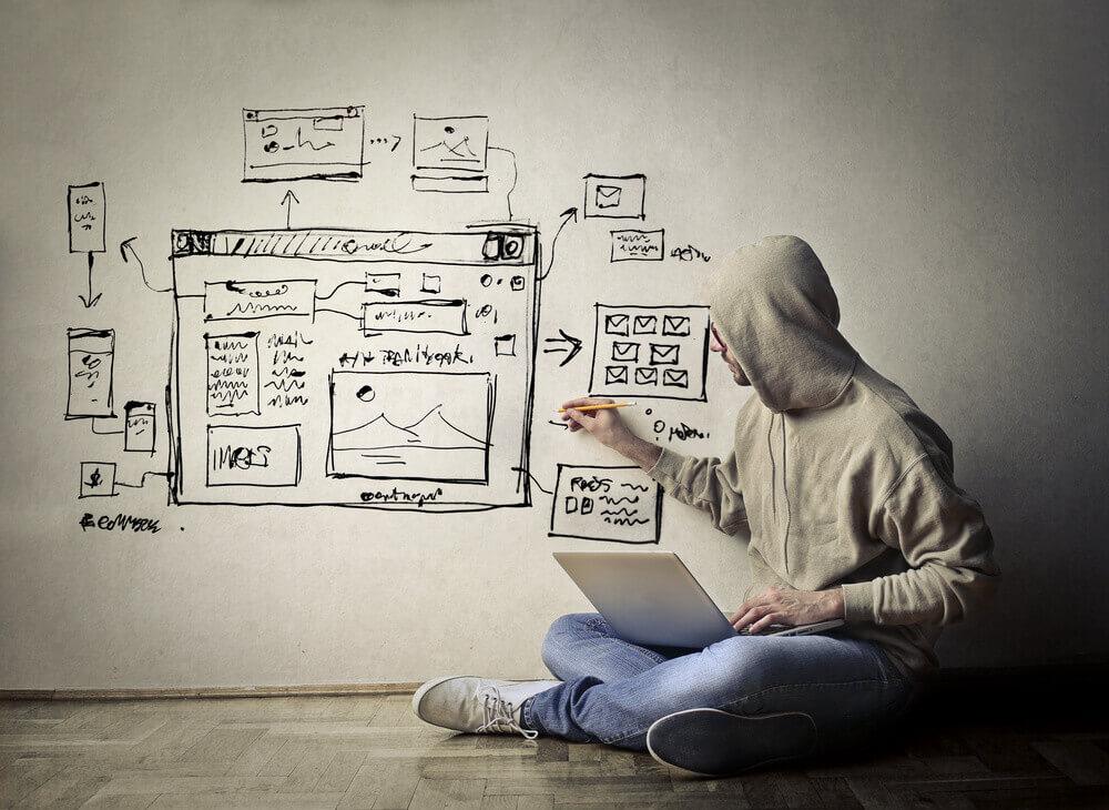 تصميم المواقع الالكترونية : ماهي فوائد وأنواع وخدمة تصميم مواقع الكترونية ؟