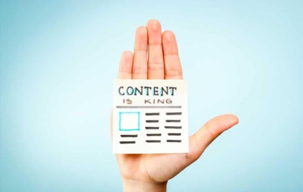 خدمة صناعة المحتوى في السعودية خدمة احترافية تقدمها شركة مقال 2021