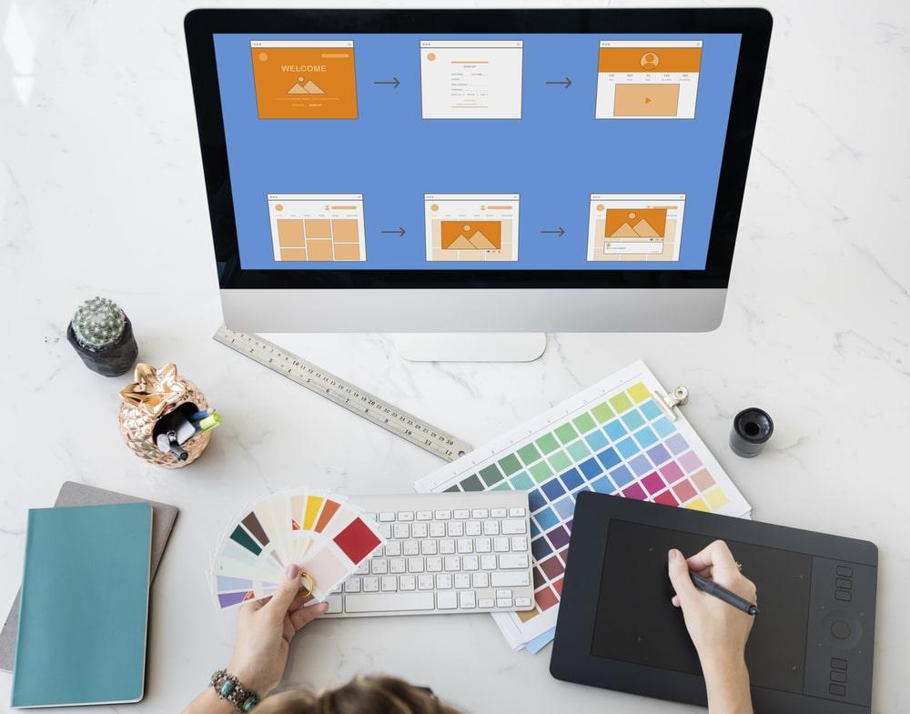 ما أهمية تصميم الهوية البصرية وتصميم الشعار للشركات الناشئة 2021 ؟