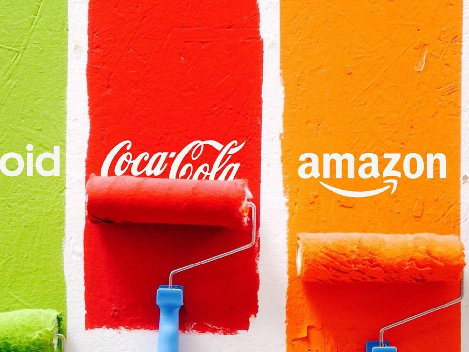 أساسيات اختيار اللون المناسب للعلامة التجارية